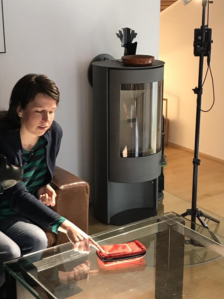 Kristina Schmidt Quarks Notfallset
