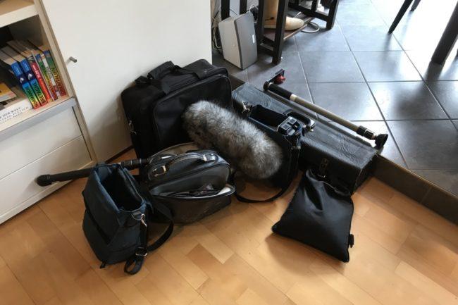 WDR Quarks Kamera Ausstattung