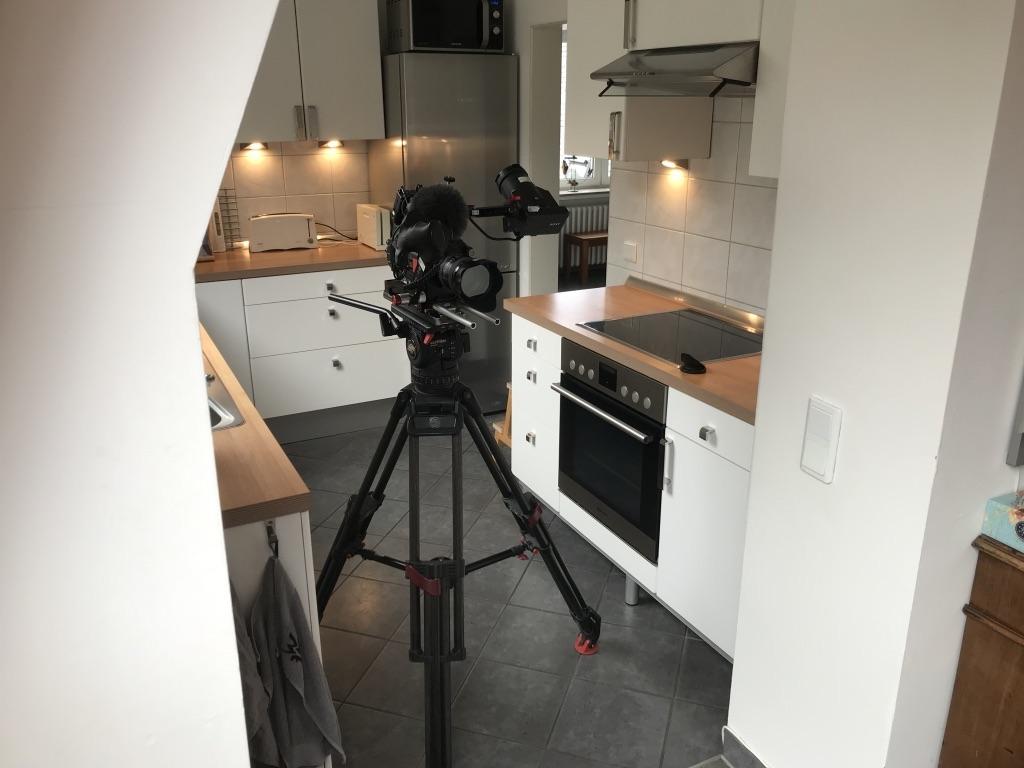 WDR Quarks Kamera Küche