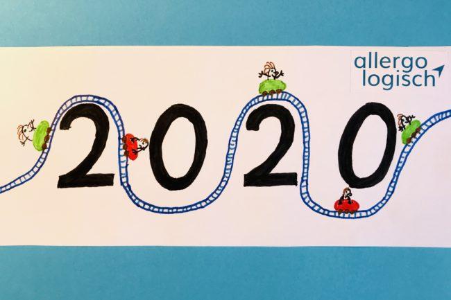 2020 Corona-Achterbahnjahr