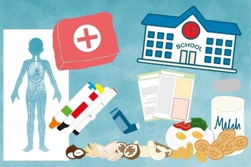 Anaphylaxie-Schulungen für Kitas und Schulen